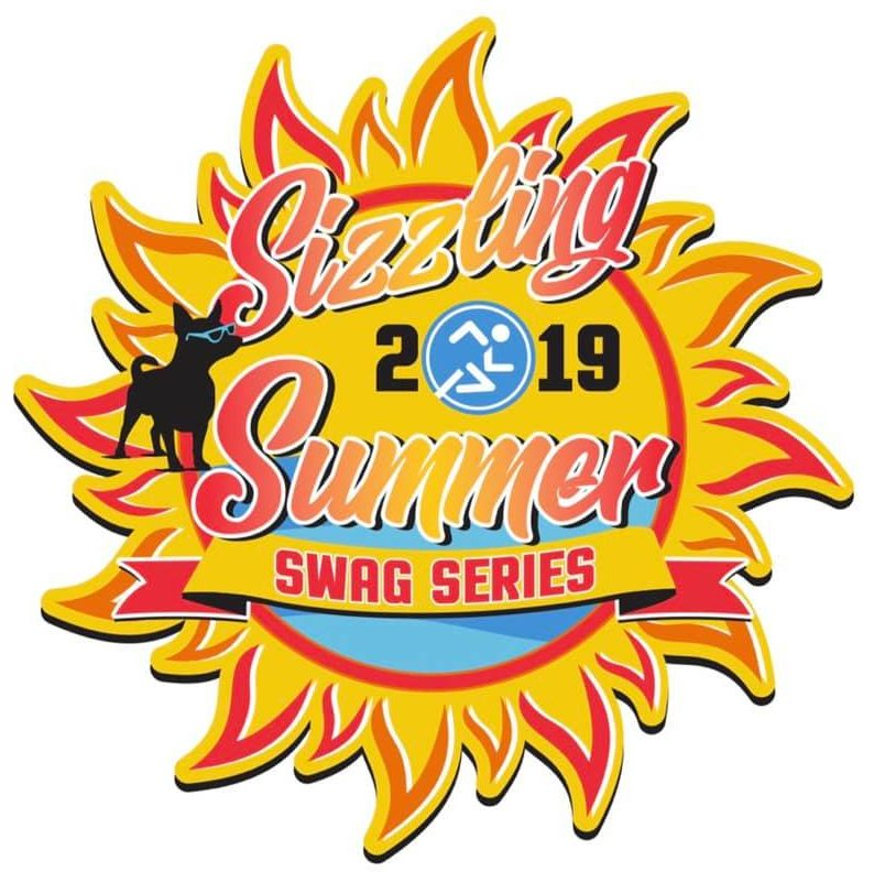 Sizzling Summer Swag Series Logo